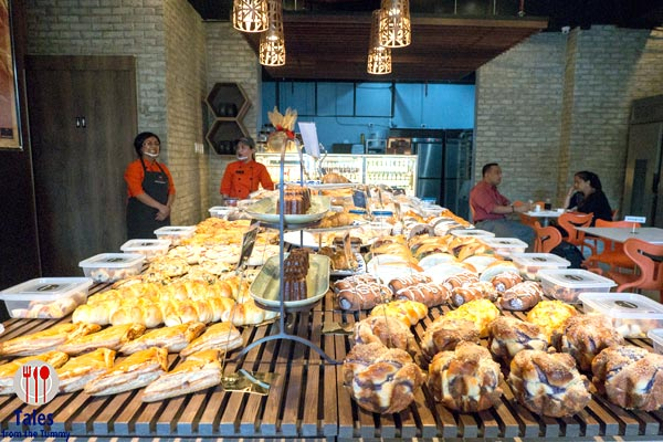 The Breadery Ortigas Emerald