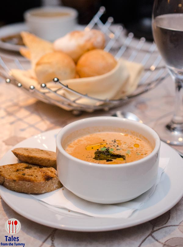 22 Prime Discovery Suites Lobster Bisque