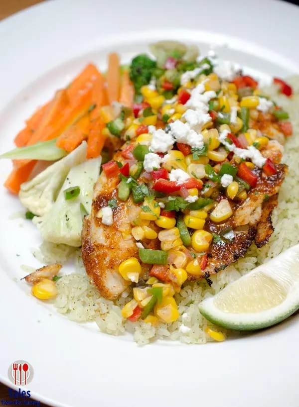 Chilis Ancho Rubbed Tilapia 01