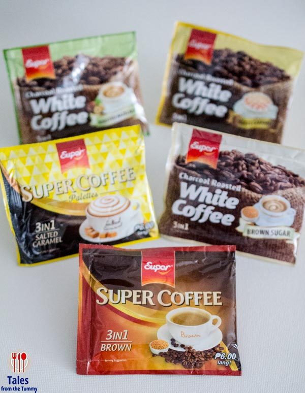 Super Coffee Variants