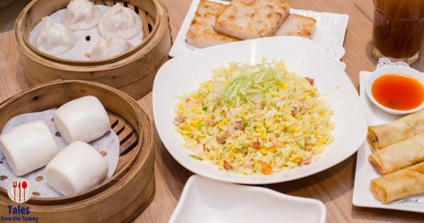 Weekday Dinner Dimsum Buffet at Crystal Jade Shanghai Delight + Giveaway