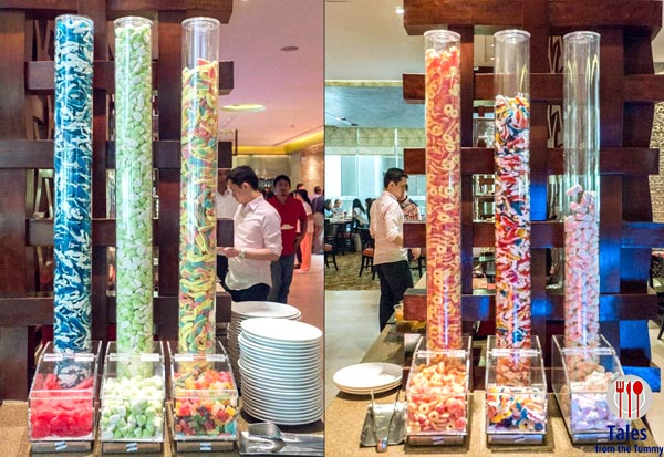 Heat Edsa Shang Candy Bar