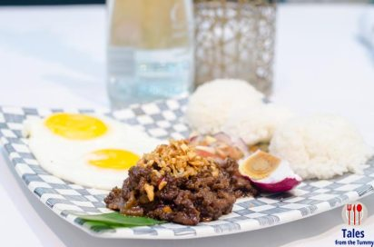 US Beef Belly Tapa