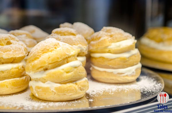 Paper Moon Cafe Manila Choux Fromage