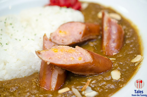 UCC Coffee Japanese Curry Cheeese Sausage