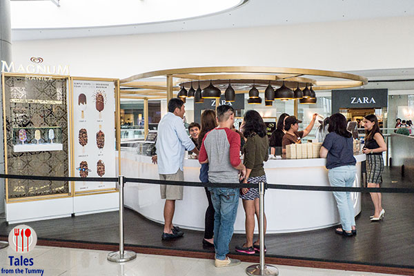 Make Your Own Magnum Pops Up in SM MOA