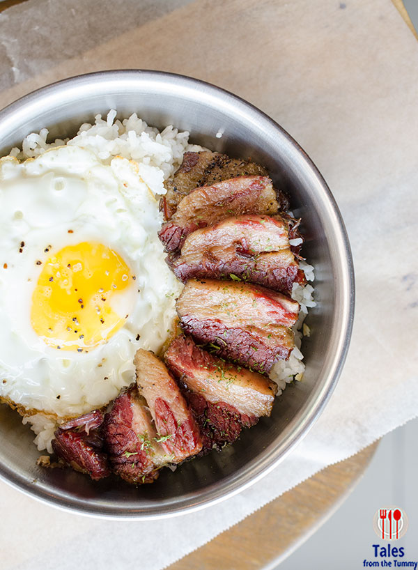 The Smoking Joint BF Corned Beef Bowl