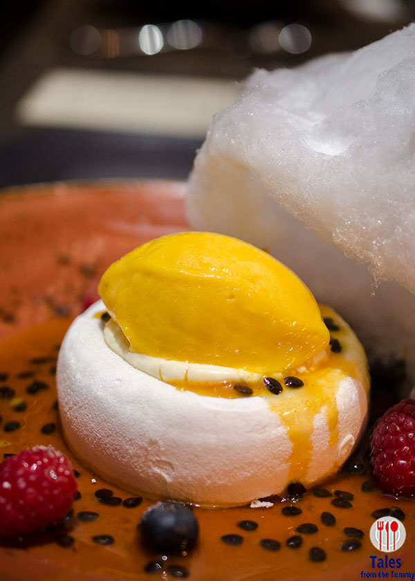 Raging Bull Chophouse Bar BGC Candy Floss Pavlova 01