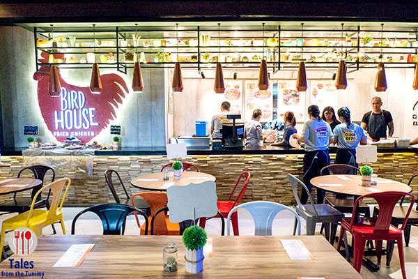 Birdhouse Uptown BGC Food Hall