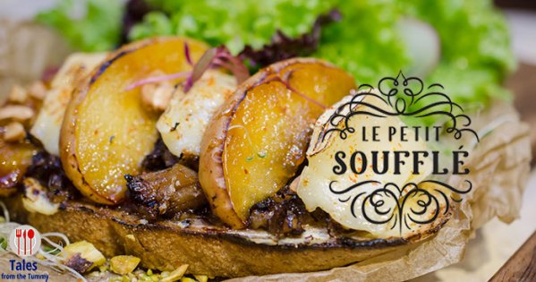 Le Petit Souffle Opens in SM Megamall