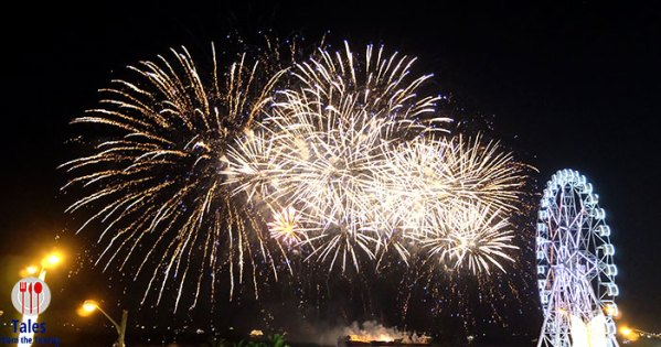 A Night at the 8th Philippine International Pyromusical Competition