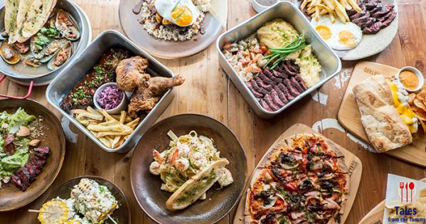 New Dishes at Backyard Kitchen and Brew