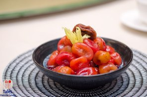 Infused Chilled Cherry Tomato