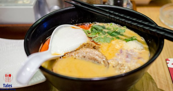 The Ippudo Tantanmen is Back for Good