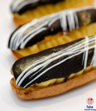 Nanka Japanese Steakhouse Eclair