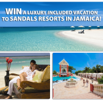 #WIn a Luxury Vacation To Sandals Resorts in Jamaica #FeelGoodMovies