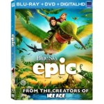 Epic On Blu-Ray & DVD now