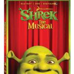 Shrek The Musical On BluRay & DVD