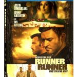 RUNNER RUNNER on Blu-ray and DVD Jan 7