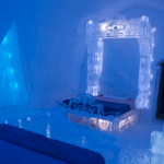 Hôtel de Glace's Disney Inspired Frozen Suite