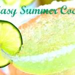 Five Easy Summer Cocktails