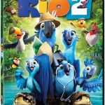 RIO 2 on Blueray now