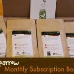 Tea Sparrow Review
