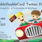 ‪#‎DoubleDoubleCard‬ Twitter Party Sept 18 at 8PM EST Canada