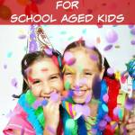 WINTER PARTY GAMES FOR SCHOOL AGED KIDS