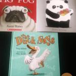 Books that make kids laugh from @scholasticCDA