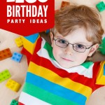 Step-By-Step LEGO Themed Birthday Party Planning