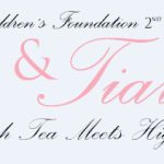 High Tea Fundraiser Returns for 2nd Year at Fairmont Royal York #TeaandTiaras @StarlightCanada