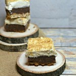 Yummy S'mores Fudge recipe