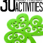 30 Adult Friendly St. Patrick's Day Activities