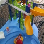 PLAYMOBIL's Water Park with Slides