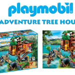 PLAYMOBIL's new Adventure Tree House (Giveaway) CAN