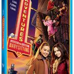 Disney Channel Original Movie Adventures in Babysitting on DVD