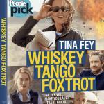 WHISKEY TANGO FOXTROT on Blu-ray & DVD June 28