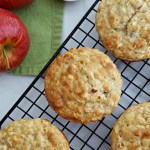 Apple Oatmeal Muffins Recipe for Fall