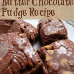Reese Spreads Peanut Butter Chocolate Fudge Recipe #DoYouSpoon