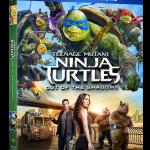 Teenage Mutant Ninja Turtles: Out of the Shadows #TMNT2 Giveaway