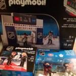 Fun with PLAYMOBIL NHL sets (Giveaway)