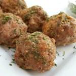 Versatile Make Ahead Turkey Meatball Recipe