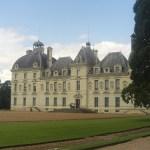 Castillo de Cheverny y Los Secretos de Moulinsart