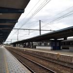 Viajar en tren por Bélgica