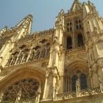 (Fotos) Viaje al Valle del río Loira. Día 1: Burgos (3 de agosto de 2008)