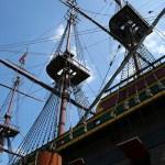 Réplica del buque de carga 'Amsterdam' (Ámsterdam, Países Bajos)