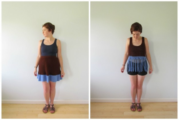brown and blue 12