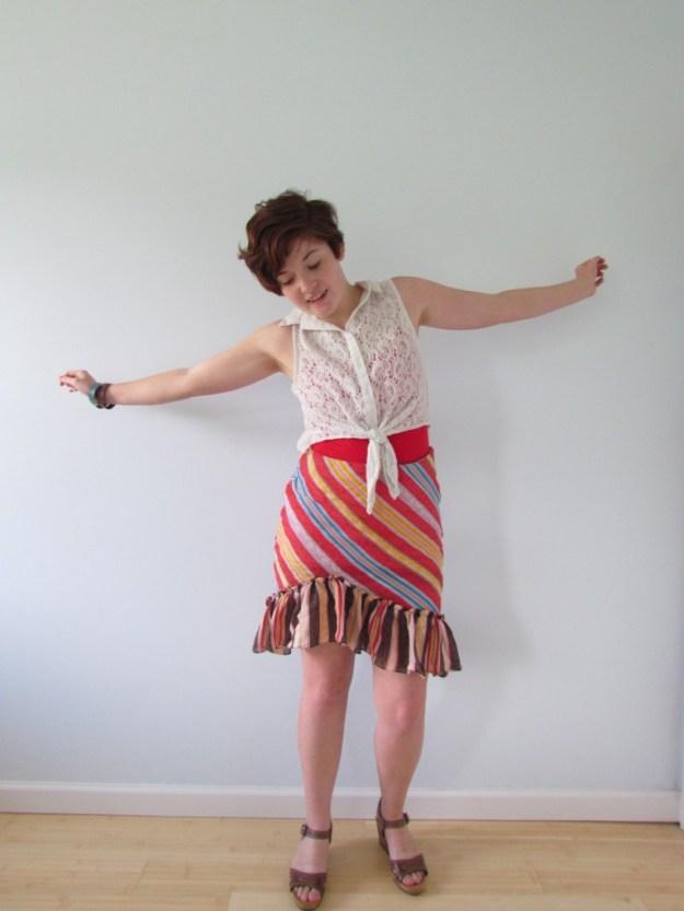 zebra gum skirt (5)