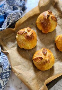 Appelbollen-Dutch Apple Dumplings